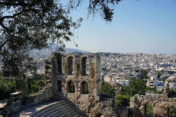 Athene Akropolis