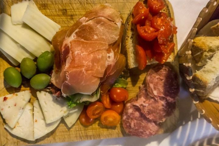 Italiaanse keuken Napels