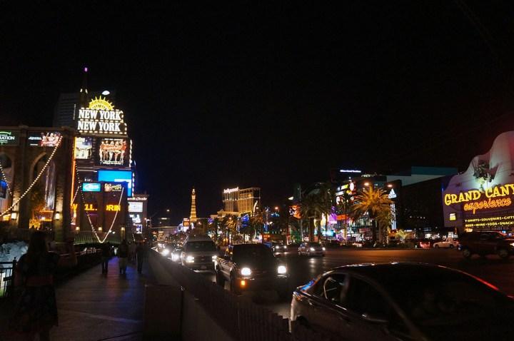 USA Roadtrip Las Vegas
