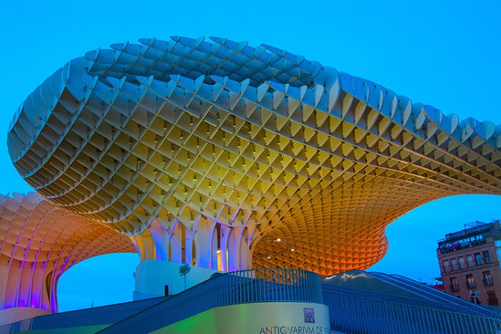 Sevilla Metropol Parasol
