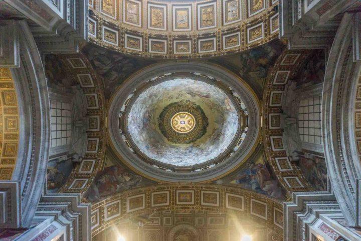 Vaticaanstad kerk (2)