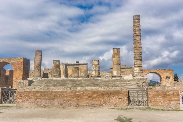 Pompeii overblijfselen 2