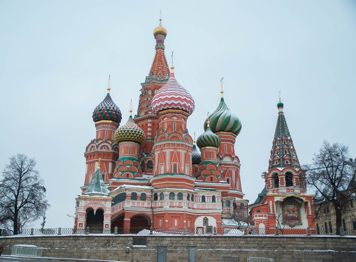 visumaanvraag Rusland Moskou St petersburg