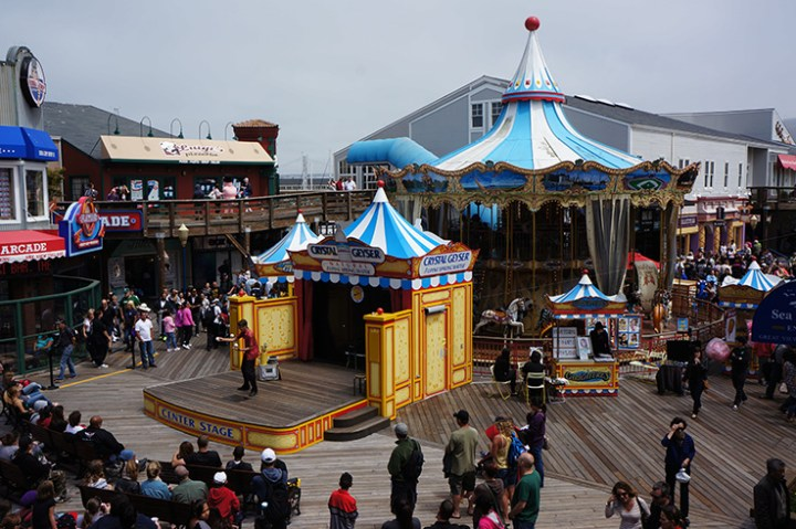 Fishermans warf entertainment