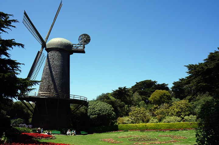 Golden Gate Park molen