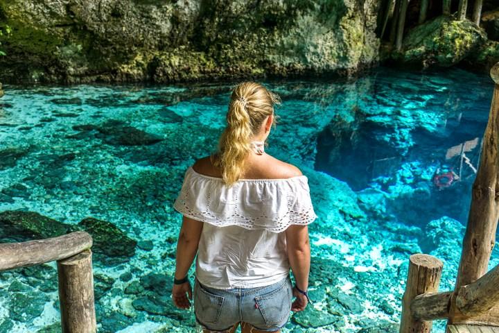 Hoyo Azul Dominicaanse Republiek
