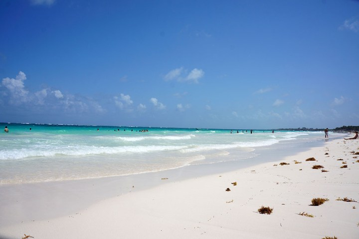 Tulum: het mooiste strand van Mexico