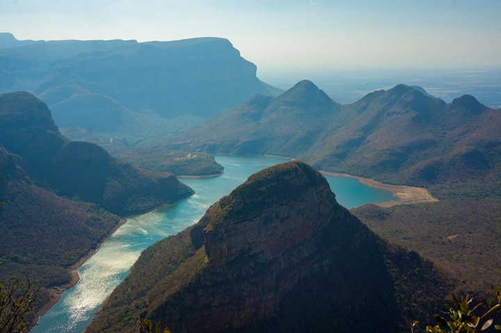 Panoramaroute - Zuid Afrika - Blyde River Canyon