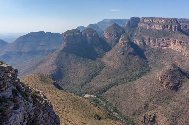 Panoramaroute - Zuid Afrika - Three Rondavels