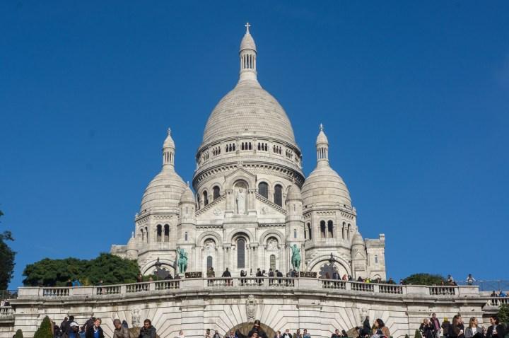 Sacre Coeur Montmartre Parijs