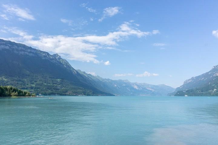 Interlaken-brienersee-Zwitserland
