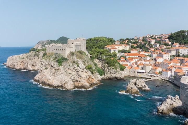 Dubrovnik-uitzicht