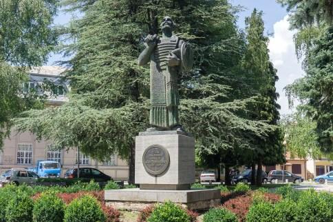 montenegro-plein-Cetinje