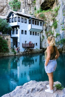 Bosnië-Blagaj2