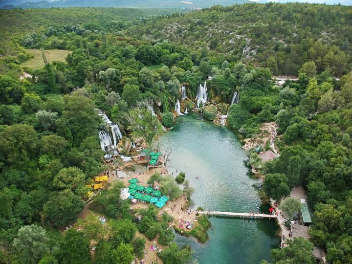 Kravice-waterfalls