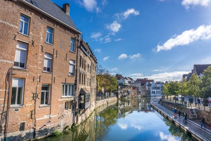 Mechelen-België-Dijlepad