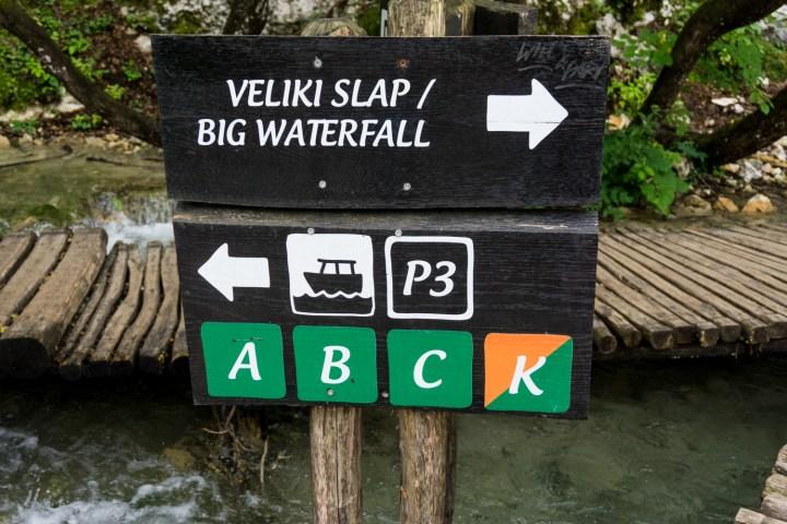 plitvice-wandelen-route