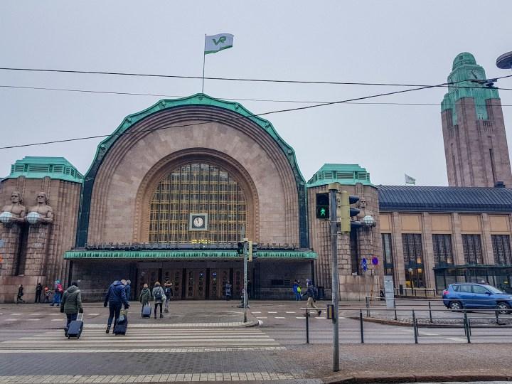 Centraal Station Helsinki