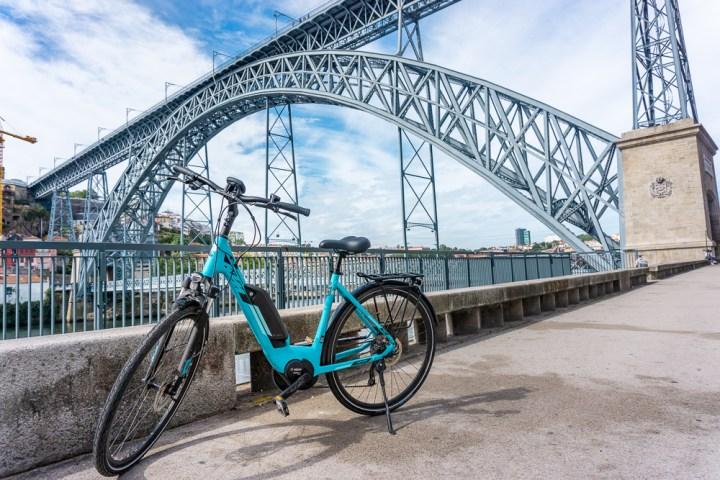 E-bike huren in Porto