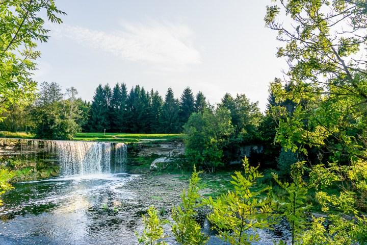 Keila waterval