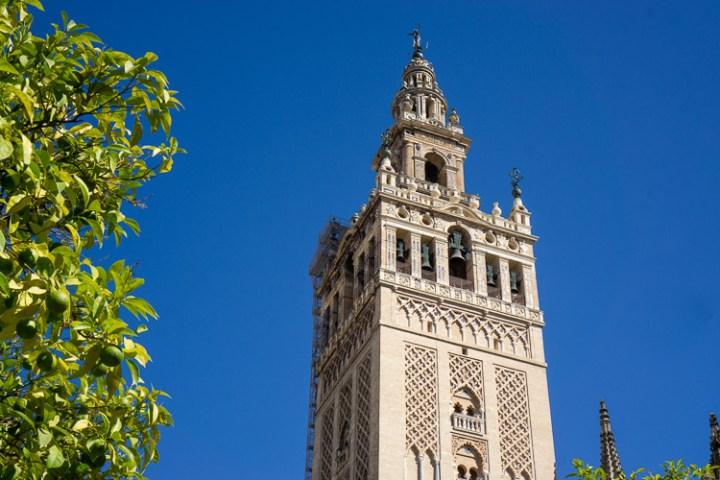 Giralda toren