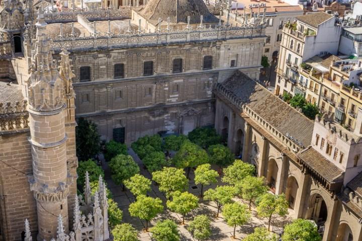 Kathedraal Sevilla
