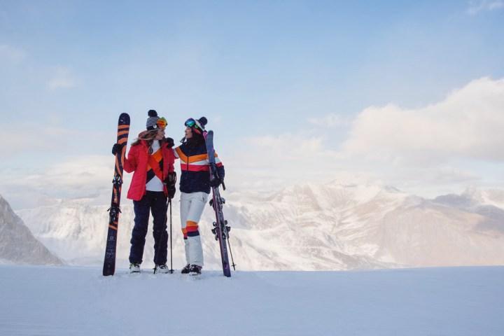 Warm op Reis: Dames Ski-jas van Protest Getest
