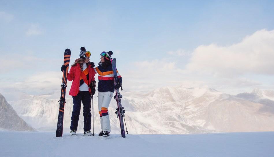 Protest-dames-ski-jas