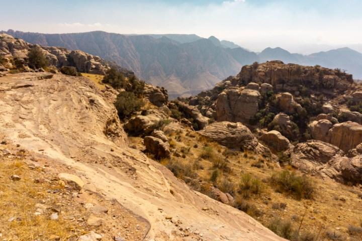 Dana Rummana trail
