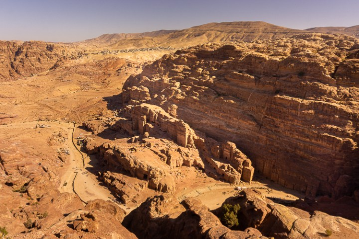 High place of sacrifice in Petra