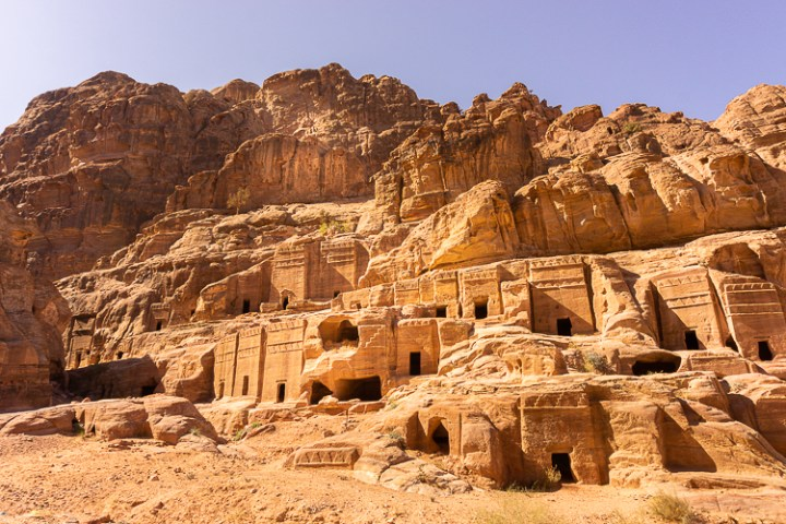 Tombes in Petra