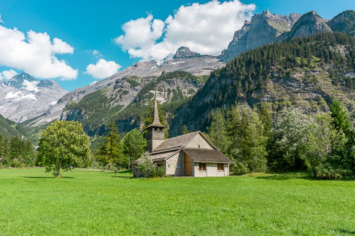 Kandersteg kerk