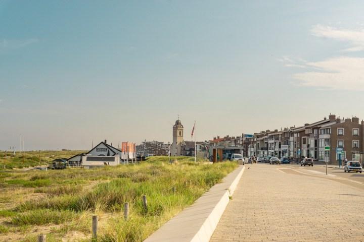 Katwijk aan Zee boulevard