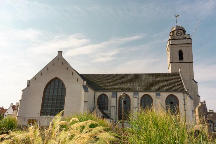 Katwijk aan Zee kerk