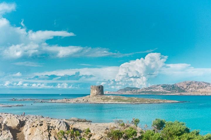 La Pelosa het mooiste strand van Sardinië
