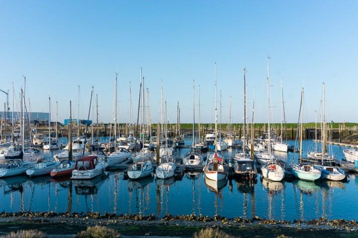 Yerseke jachthaven