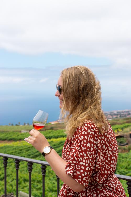 Activiteit wijnproeven Tenerife