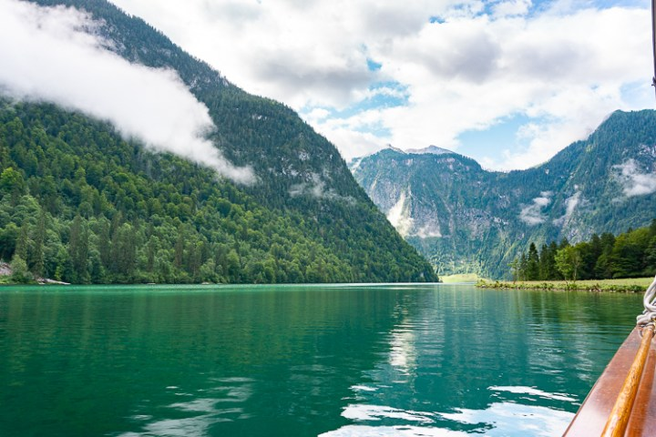 Alpenroute Königssee