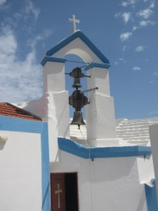 Monastery on Symi.