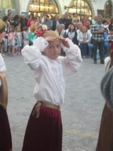 Patmos dancer.
