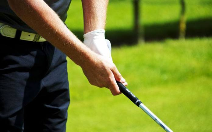 Why clean golf grips