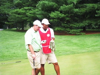 How to become a professional Caddy