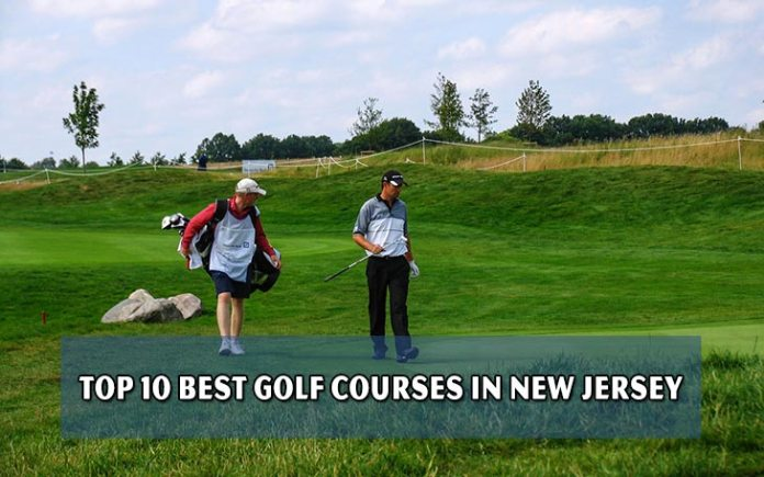 Top 10 best golf courses in New Jersey
