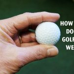 How Much Does a Golf Ball Weigh?