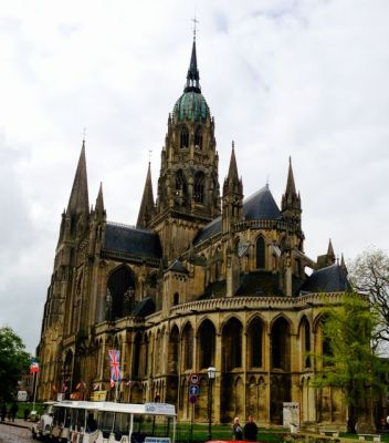 bayeux cathedral