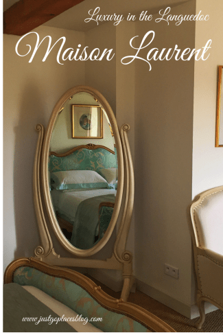 Maison Laurent luxury B&B in the Languedoc, France