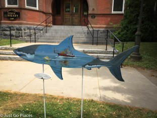 chatham shark in the park