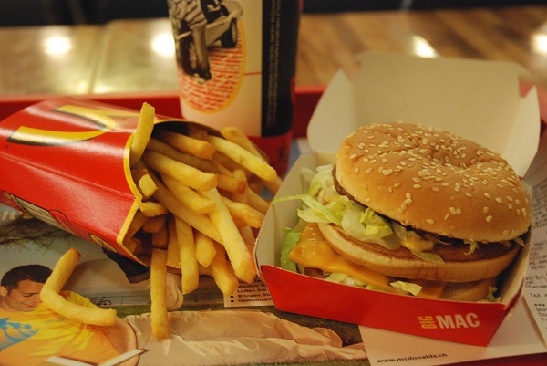 Argumentative essay about eating fast food