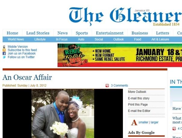 Gleaner edited