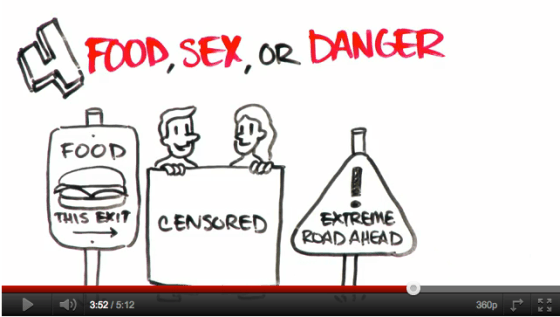 food sex danger